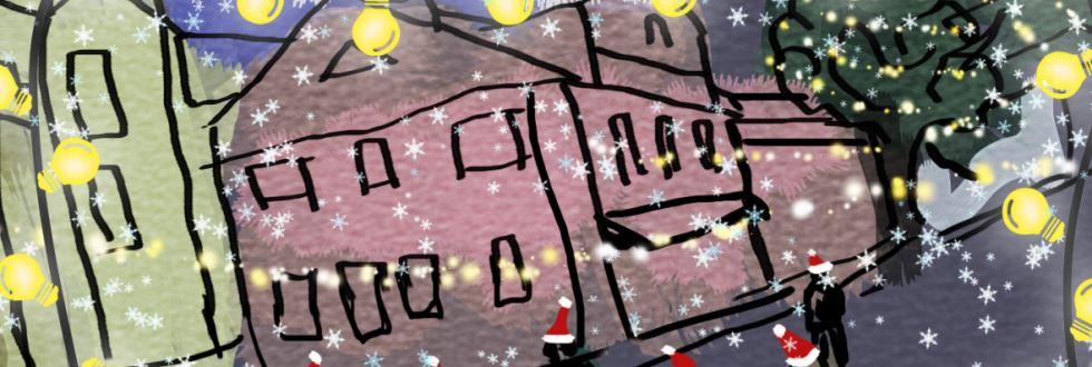 Levande Julkalendern Liv i Luckan