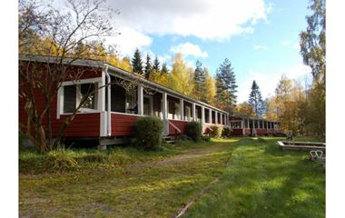 Långserud - Apartments in the holiday village with shared kitchen and private bathroom