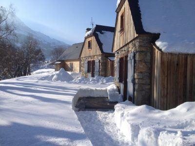 AGRT06-Les Chalets d'Arrens- Chalet 6 personnes