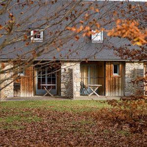 AGRT03- Les Chalets d'Arrens-Chalet mitoyen- 4 personnes
