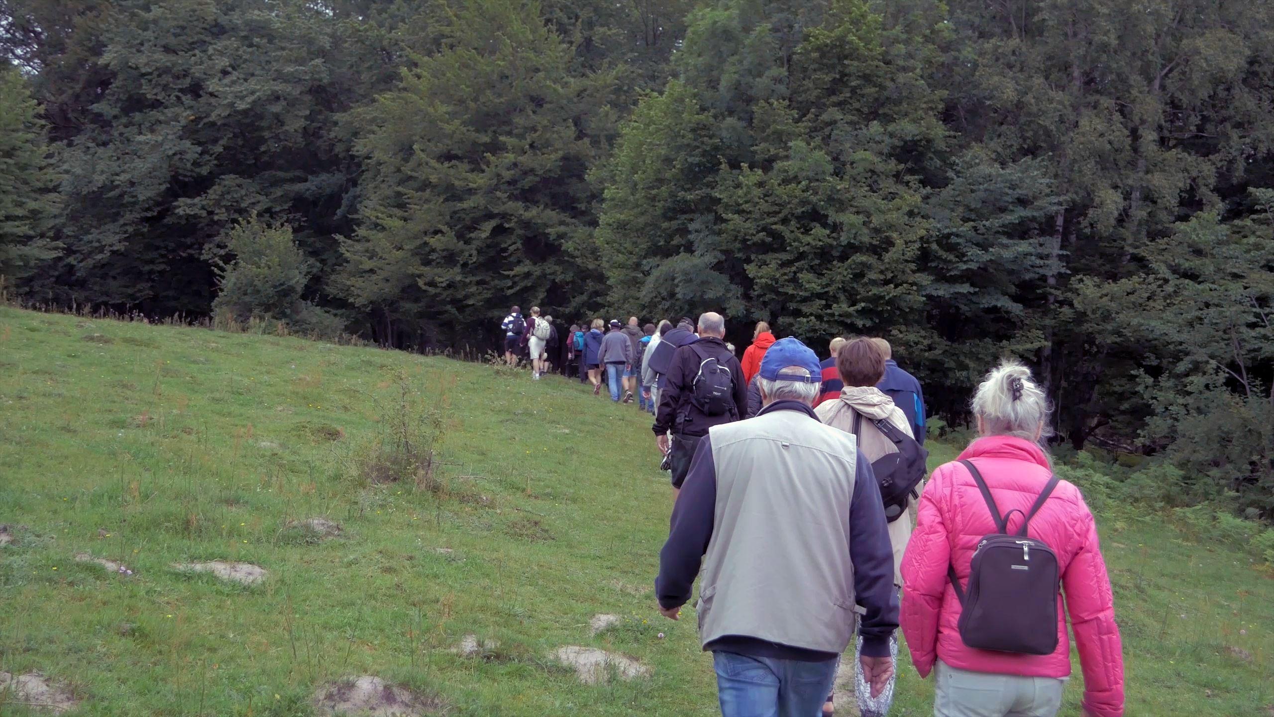Natur- och Kulturhistorisk vandring på Stenshuvud