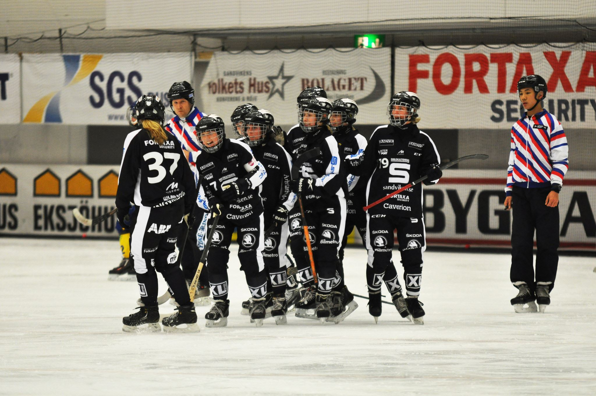 SAIK Bandy - Västerås