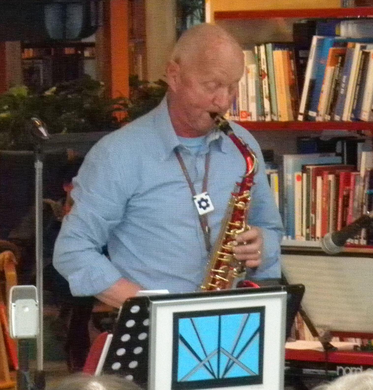 Jazzcafé med Ellek jazz