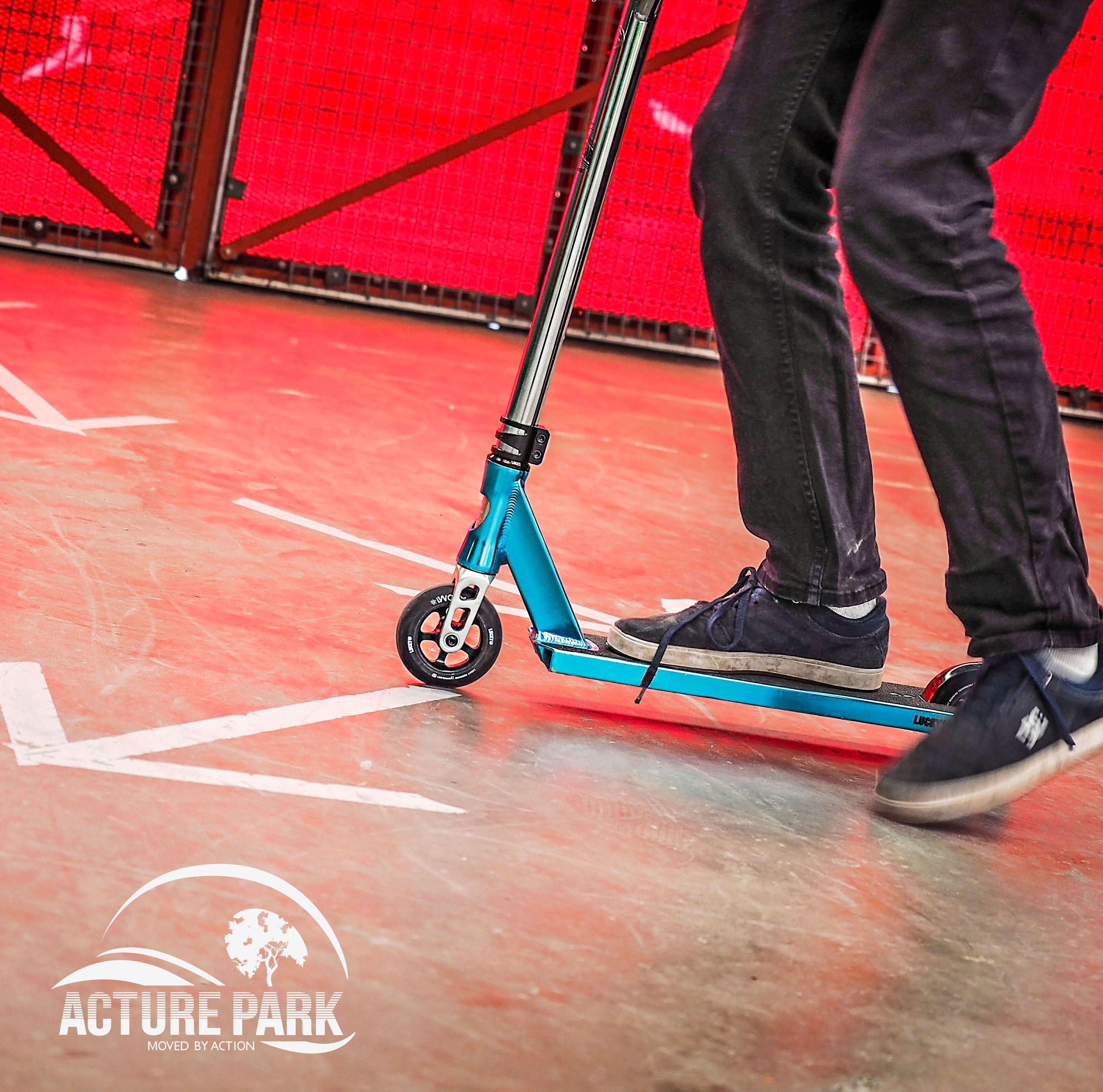 Løbehjulsskole - for nybegyndere i alle aldre