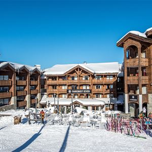 FAHRENHEIT SEVEN COURCHEVEL Tranquility Booking