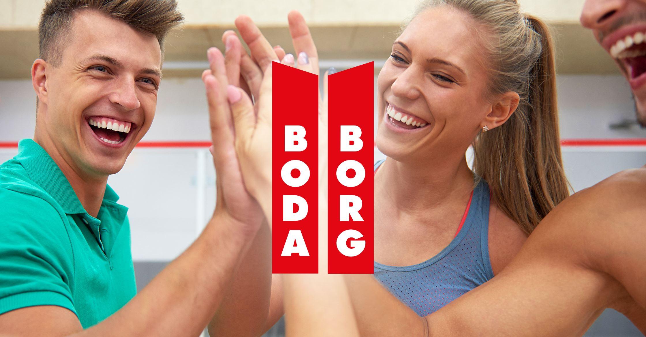 Boda Borg - Entrébiljett