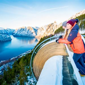 Sverre Hjørnevik -18, Winter experience in Fjord Norway