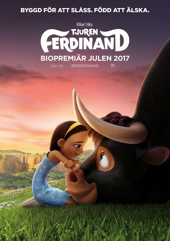 Filmettan: Tjuren Ferdinand