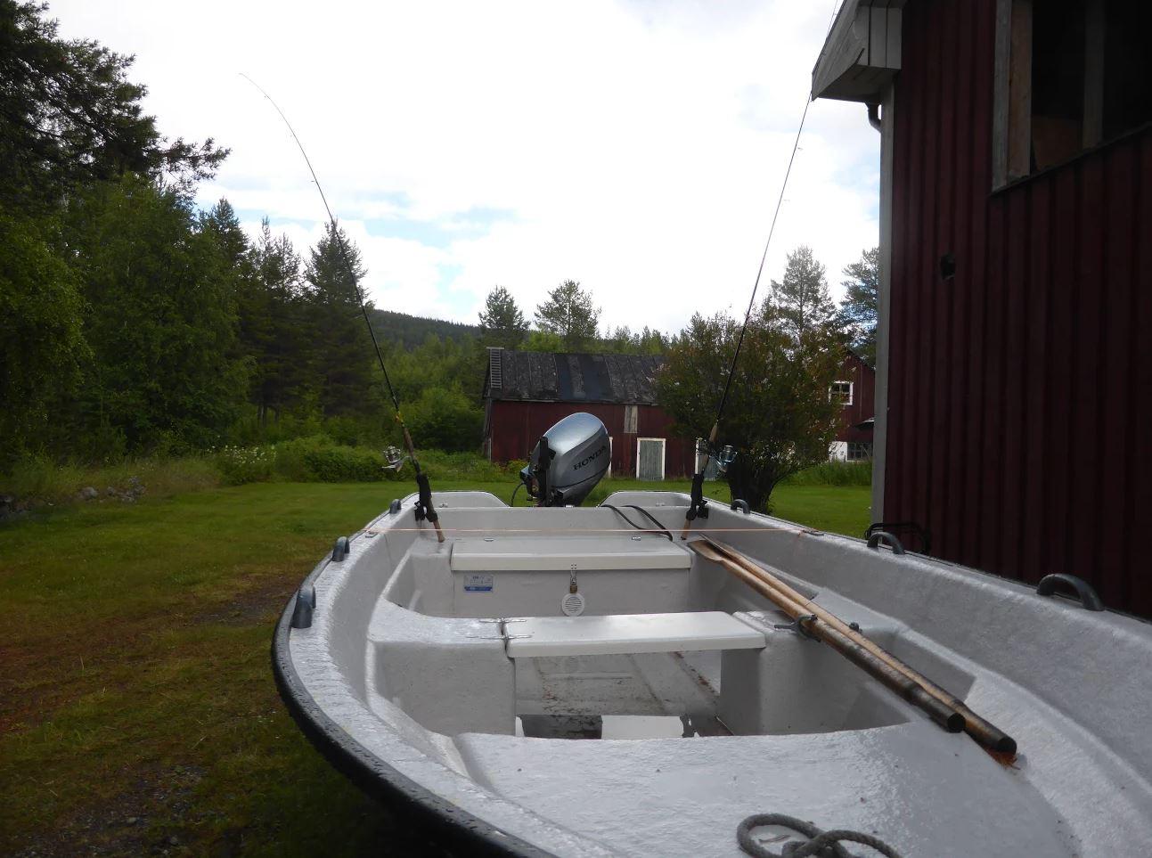 Fiskeweekend - LOs, Vildmarksfiske
