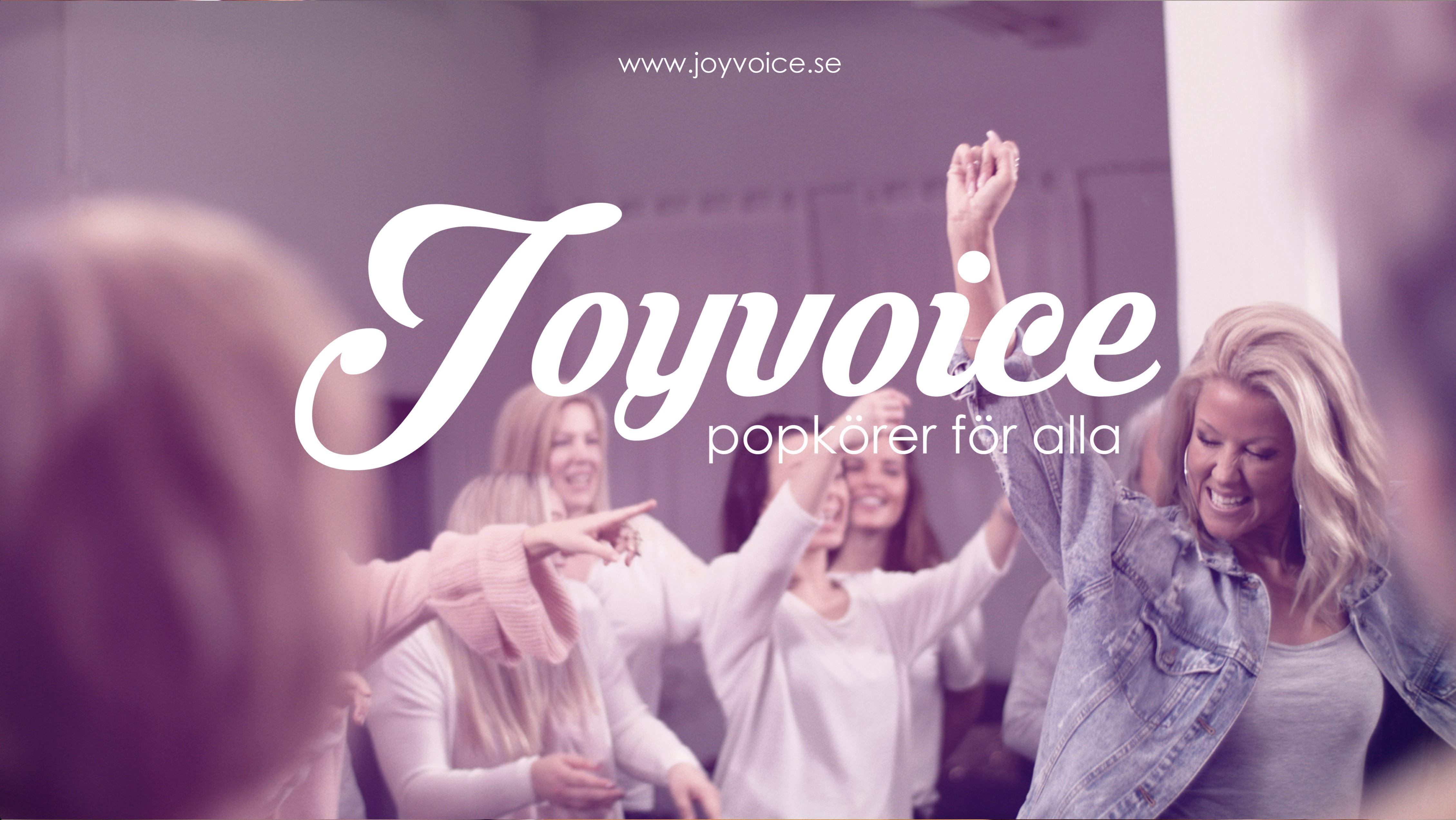 Sjung med Joyvoice Värnamo