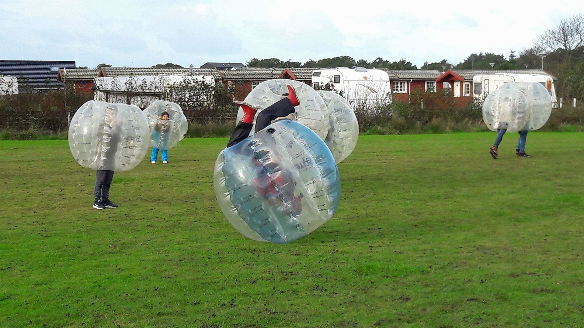Club Fanø Bubble-Fußball