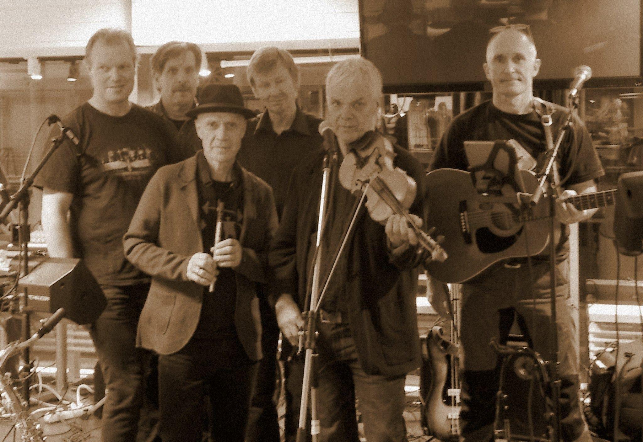 Shamrocks  - Irländsk folkmusik