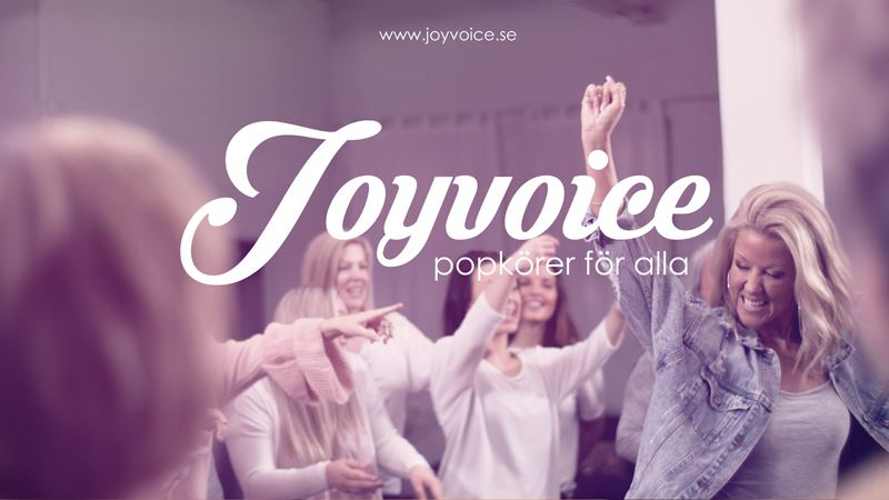 Sjung i kör: Joyvoice Växjö