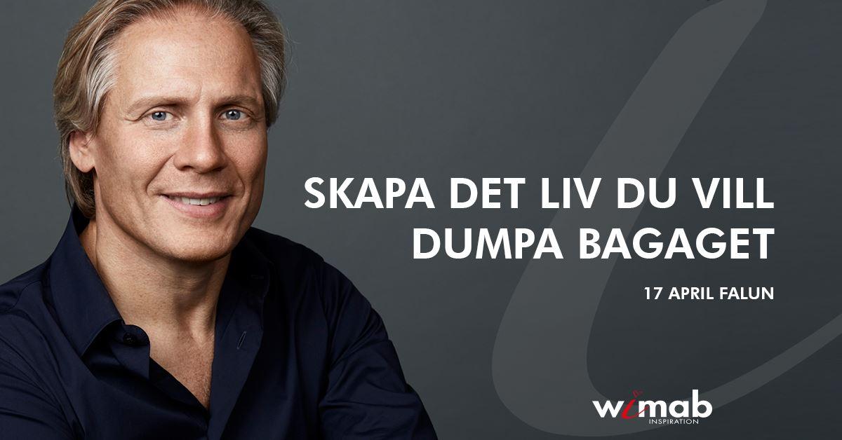 Anders Magnusson - Skapa det liv du vill – Dumpa Bagaget