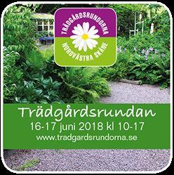 Trädgårdsrundan i Nordvästra Skåne
