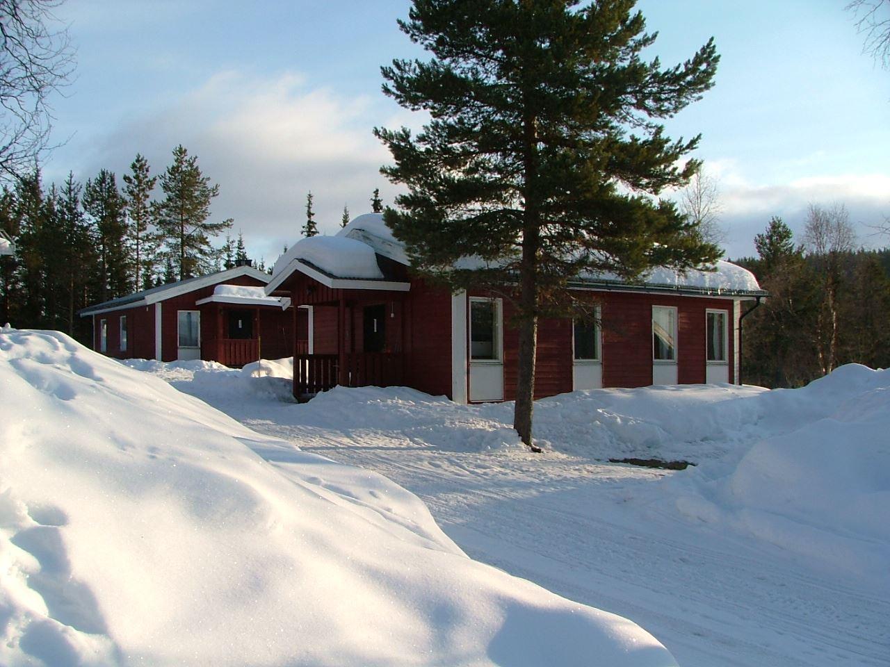 Vindelåforsens Stugby (Cabins)