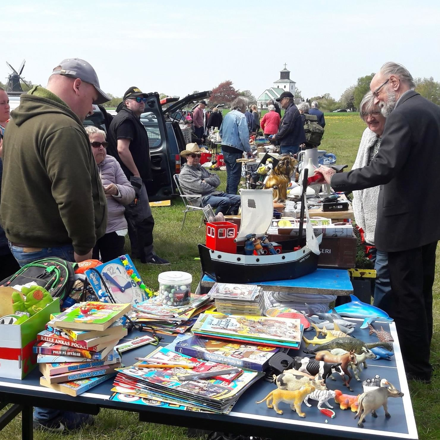 Car Boot Sale on Sundays