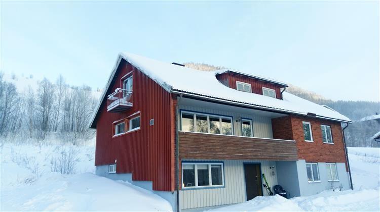 Fristående hus i Åre, Stationsvägen 30