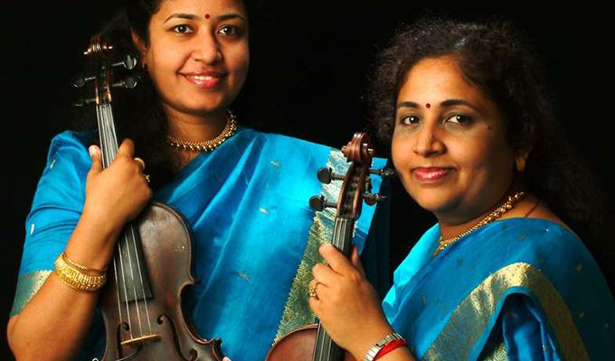 Kulturlunch: Queens of Violin (ind)