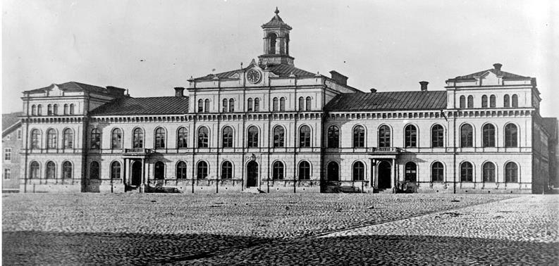 Stadshuset 150 år