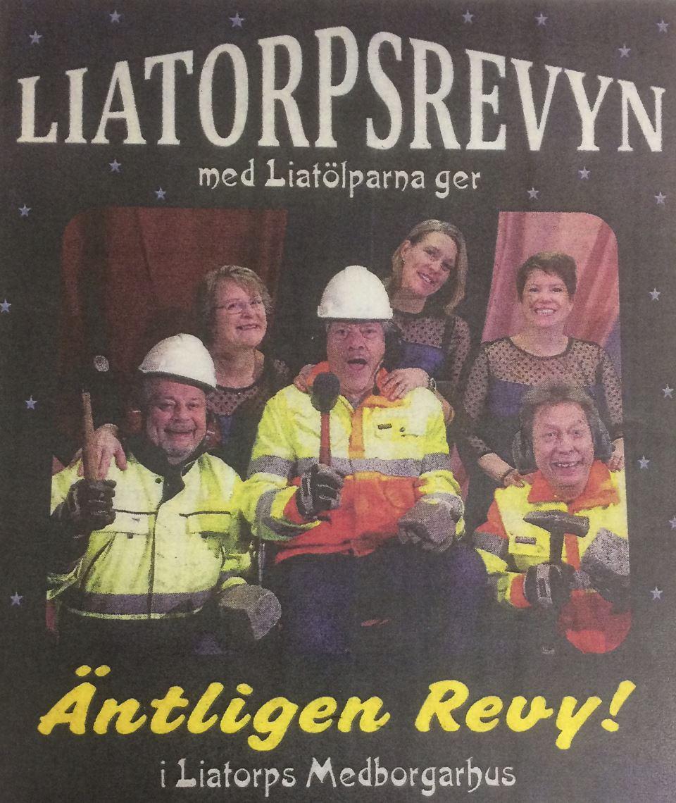 Liatorpsrevy - Äntligen Revy!