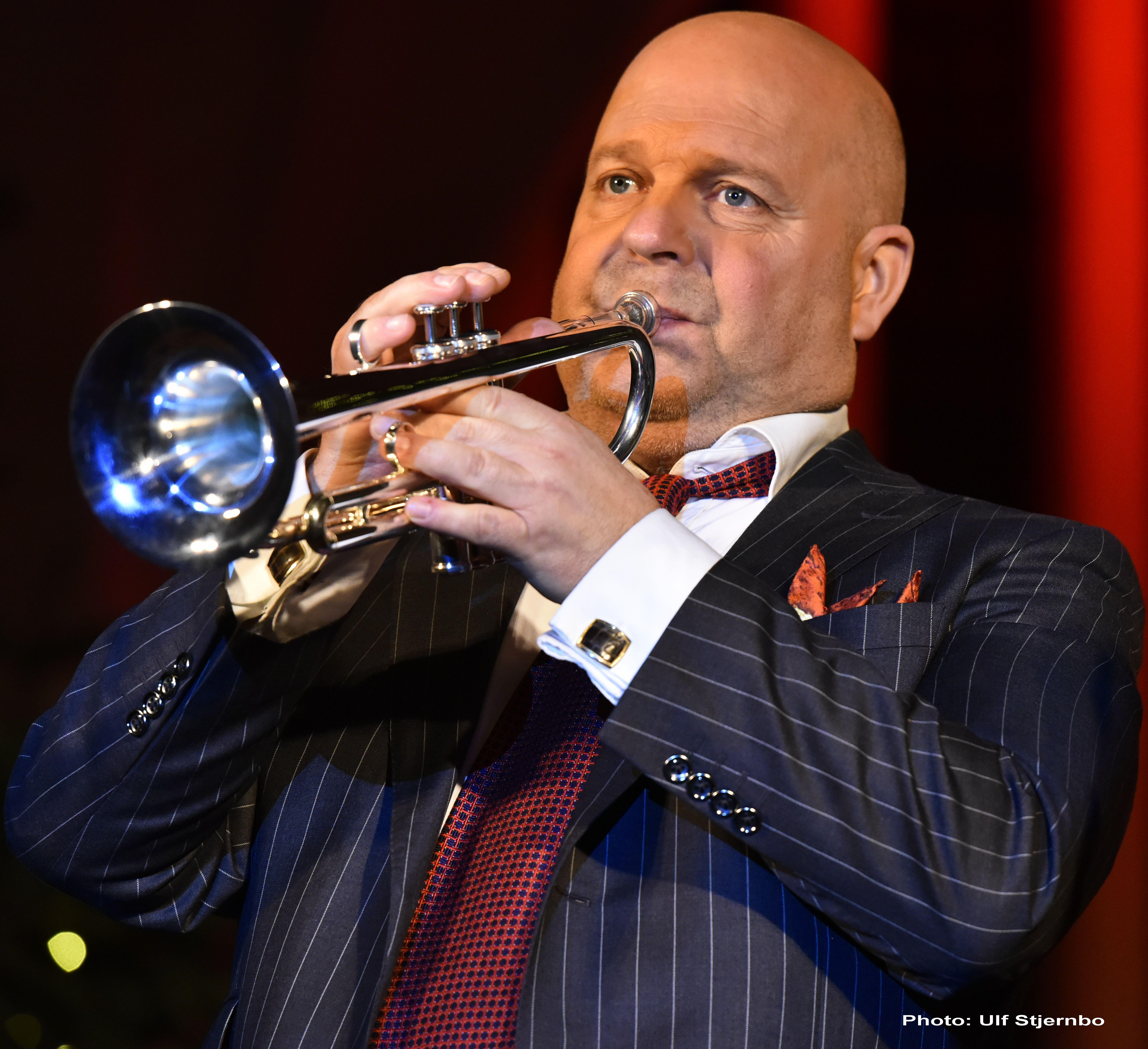Konsert: Magnus Johansson & Eminent Swing Band