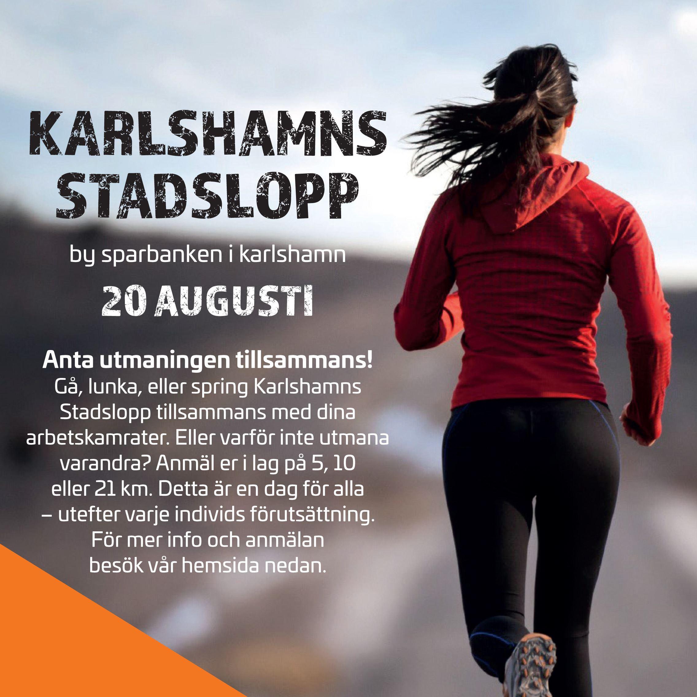 Karlshamns Stadslopp