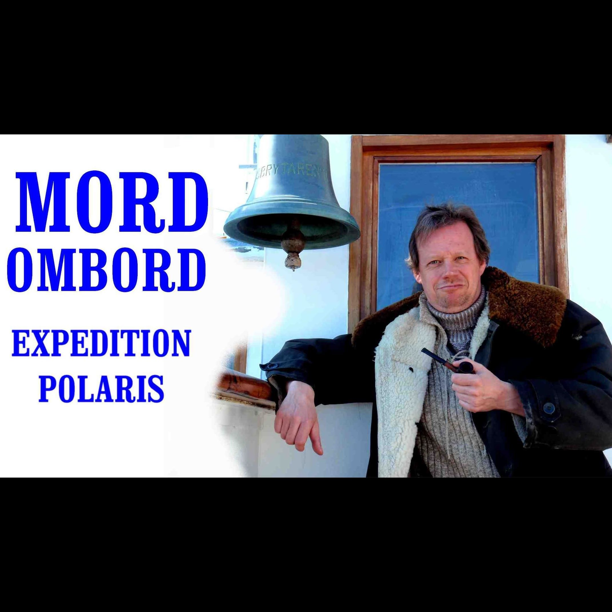 Mord ombord - Expedition Polaris
