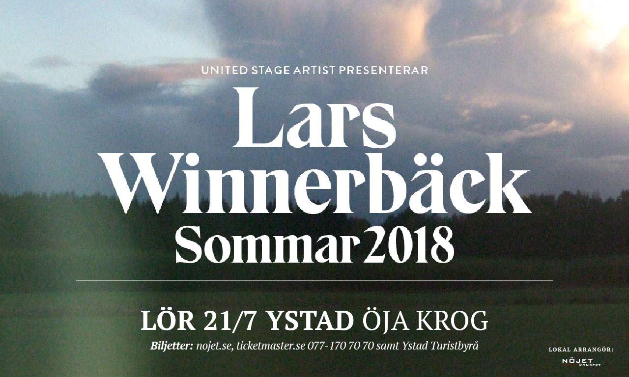 Lars Winnerbäck - Öja Krog