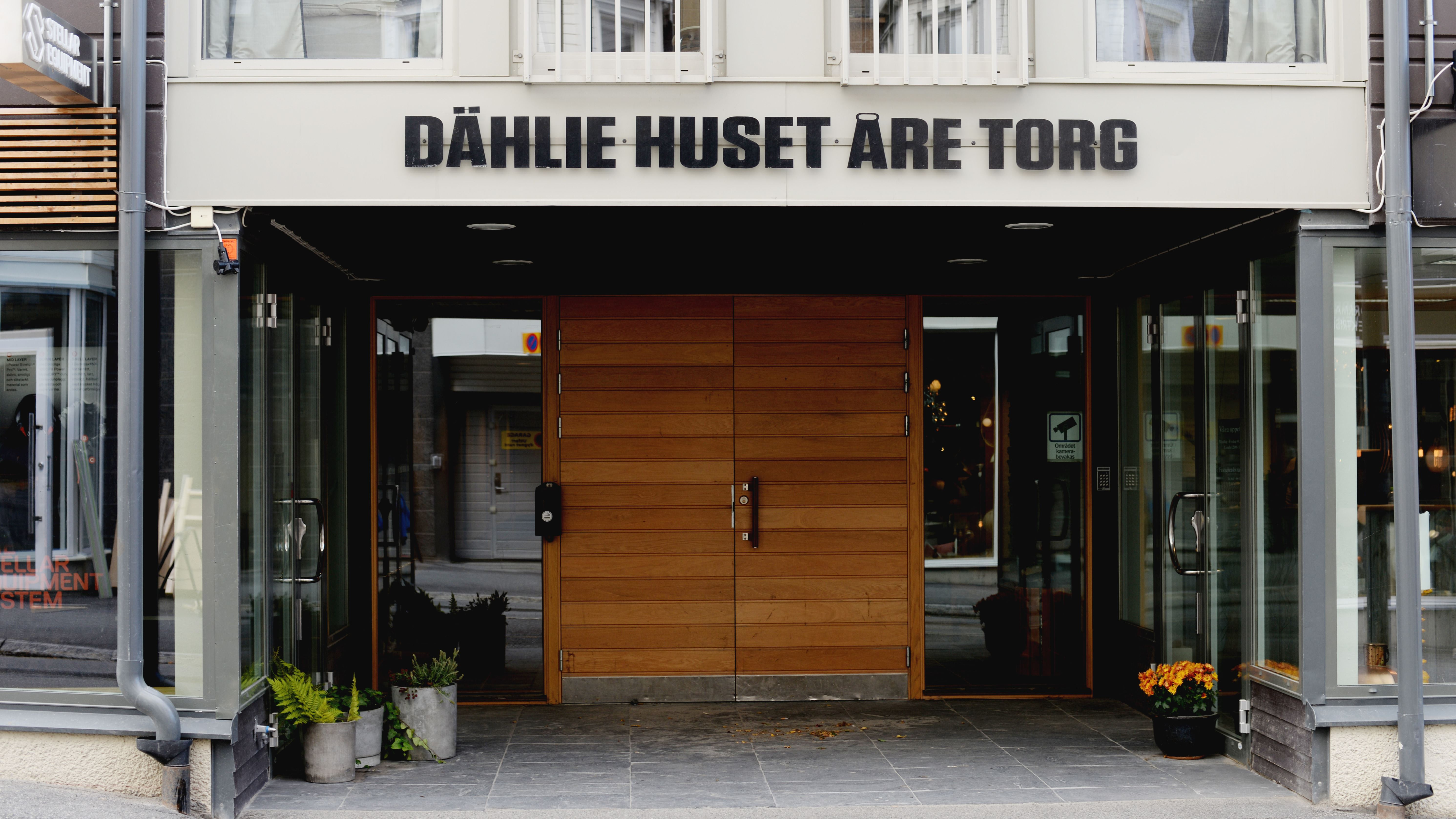 Dählie Åre Torg