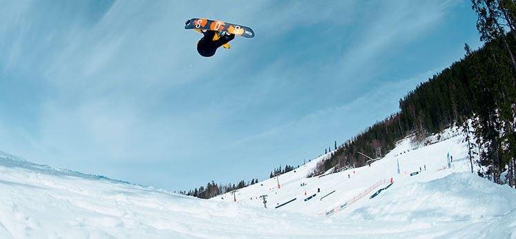 Junior SM i snowboard och freeskiing, Kläppen, Sälen