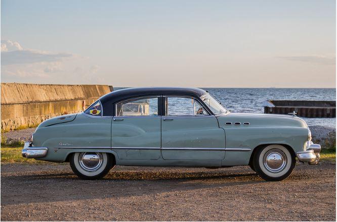 Vintage car meet, smygehuk