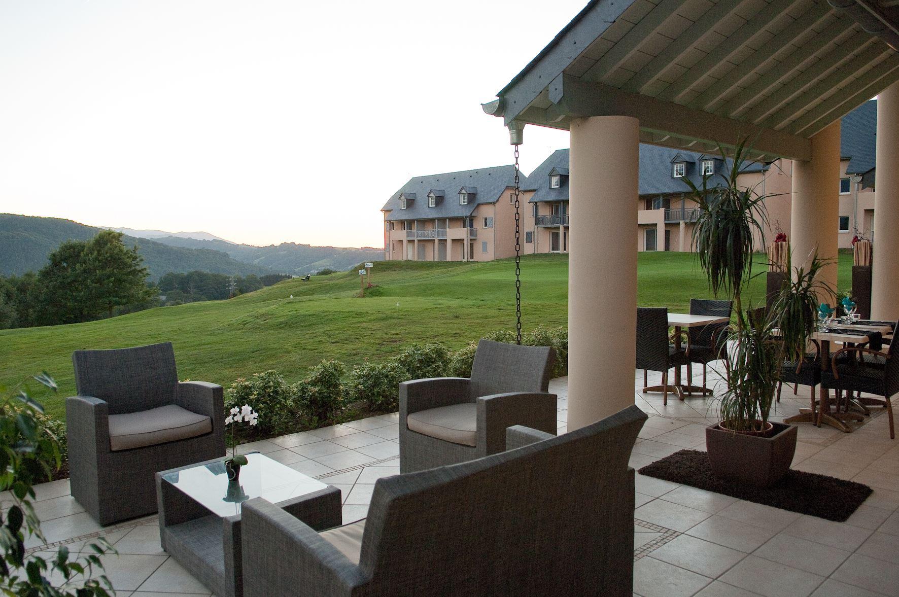 HPH134 - Hôtel haut de gamme sur le golf