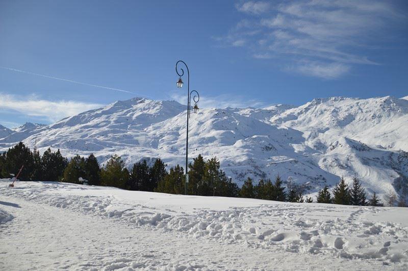 2 Pièces 4 Pers skis aux pieds / LAUZES A6