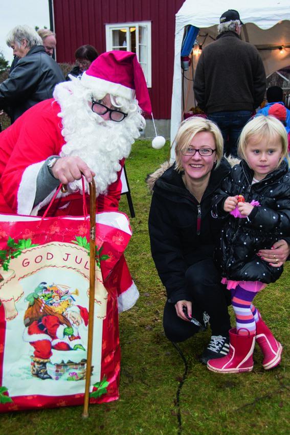 Julmarknad i Göteryd