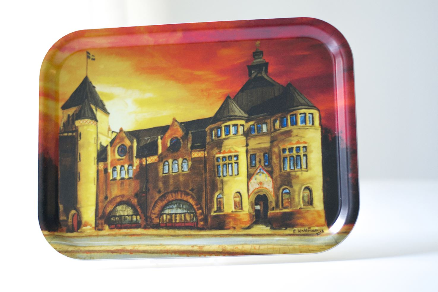 Trays from Gävle