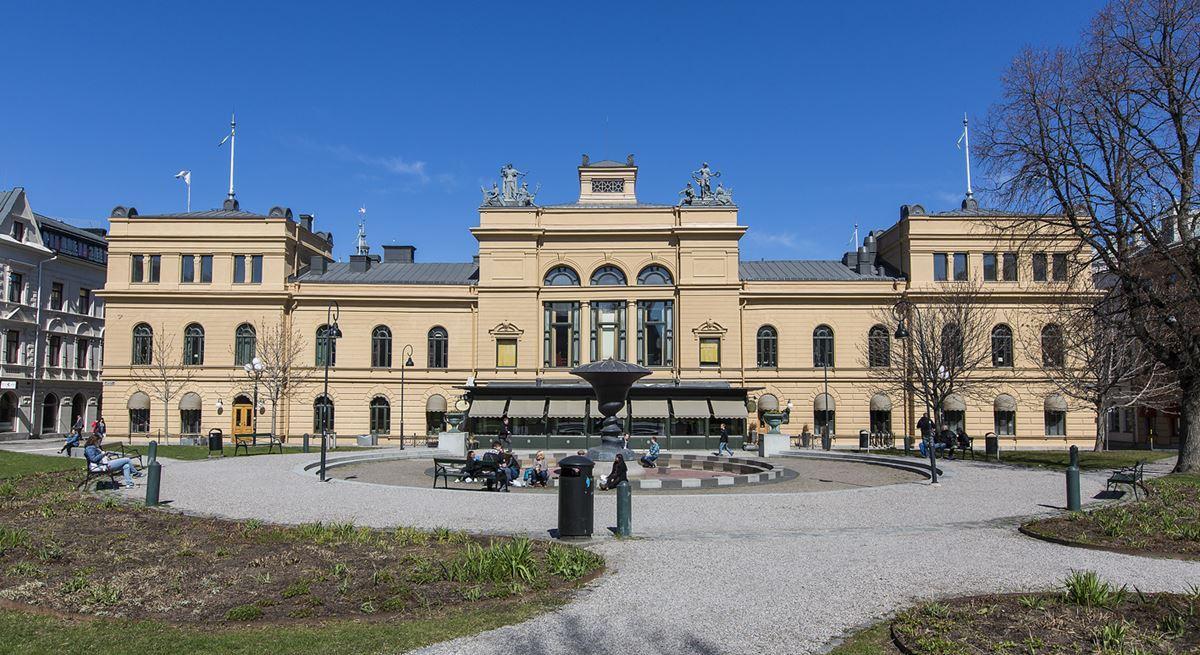 Castellum, Stadshuset