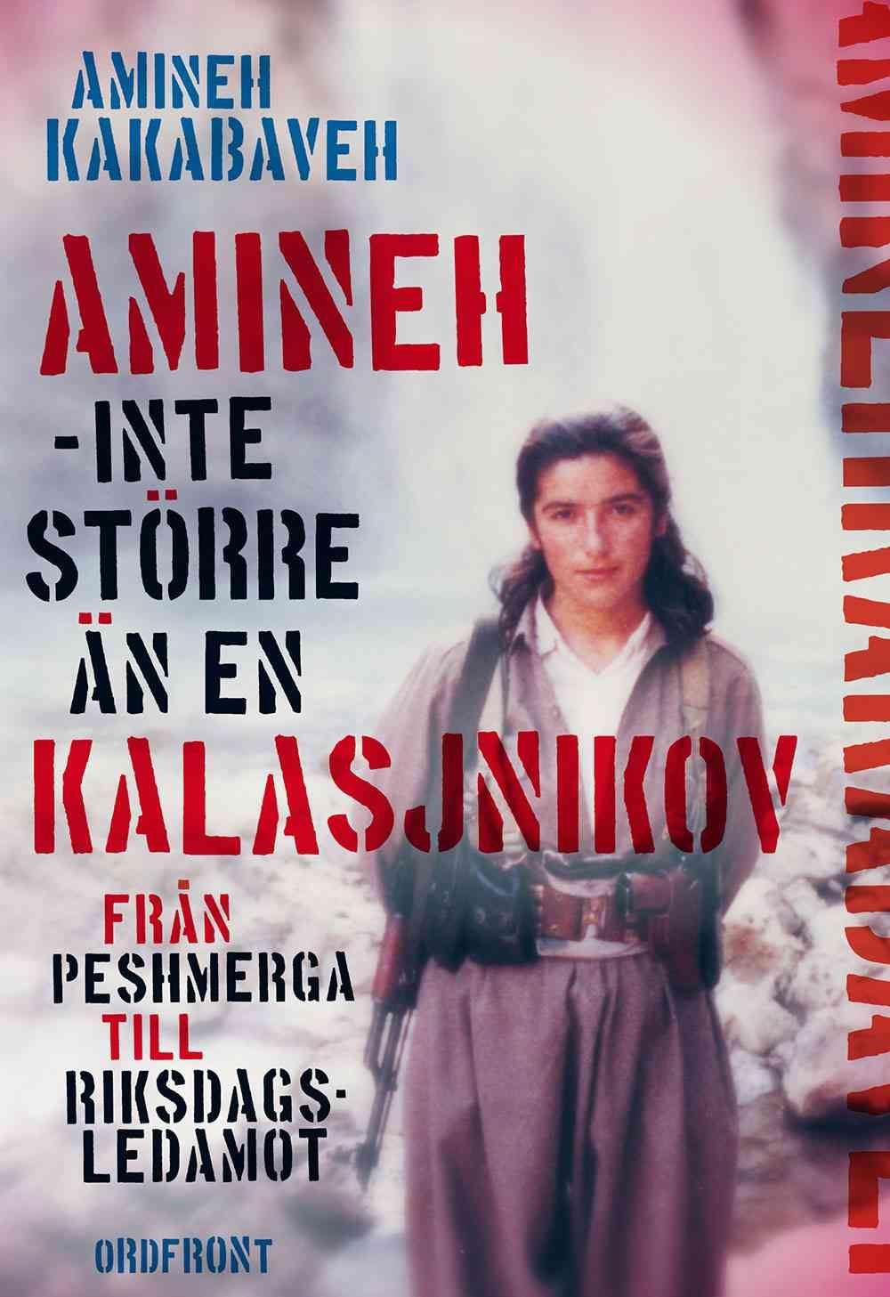 Författarbesök med Amineh Kakabeveh