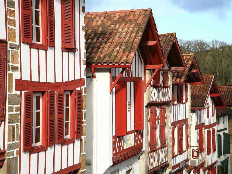 Villages d'artistes et gastronomie depuis Saint Jean Luz