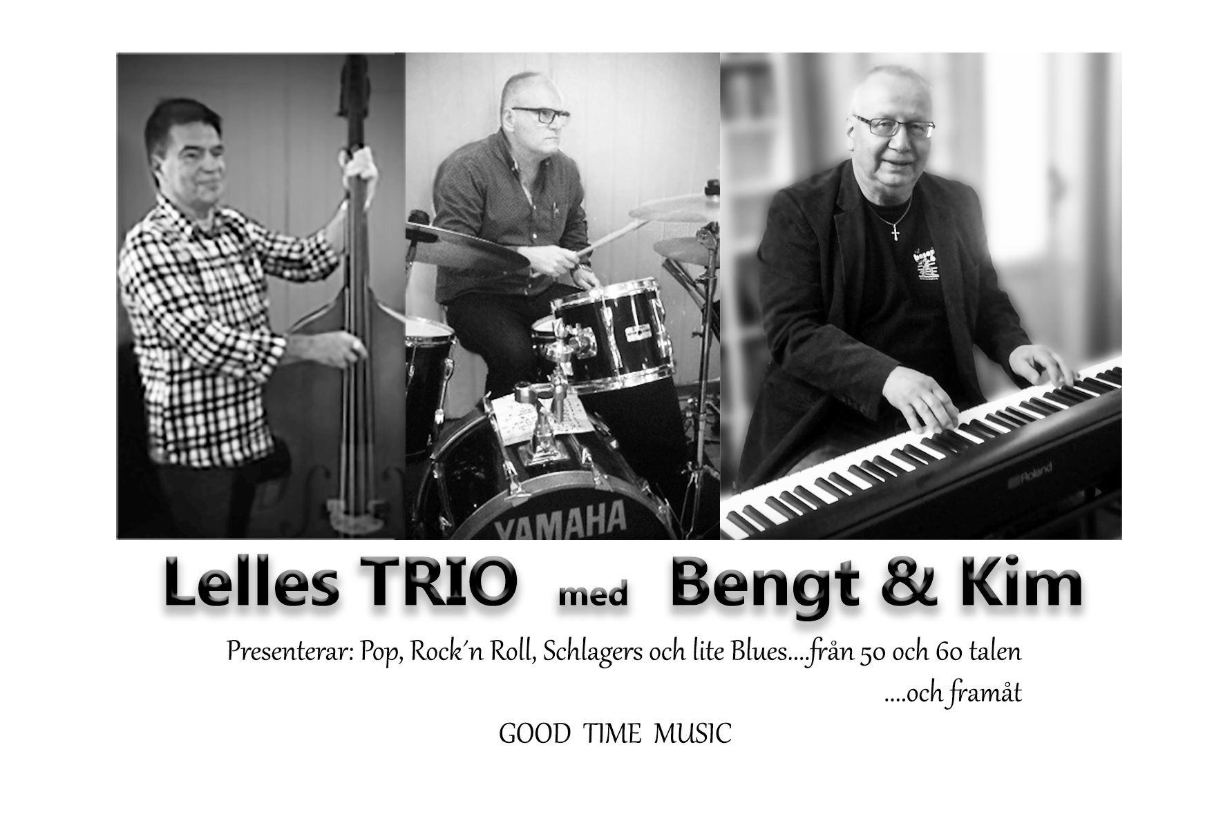 Lelles Trio med Bengt & Kim
