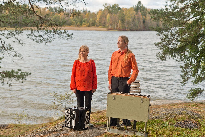 Maria Kalaniemi & Eero Grundström