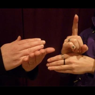 Sagoberättande på teckenspråk