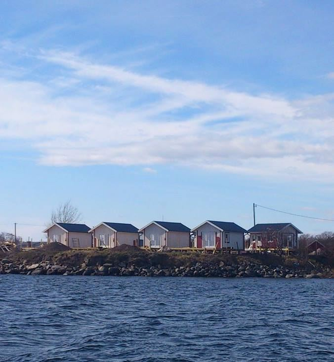 Hasslö Stugby (Cabins)