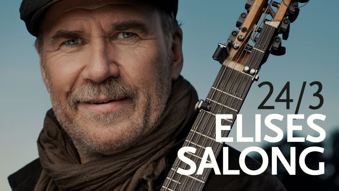 Elises Salong med Ale Möller