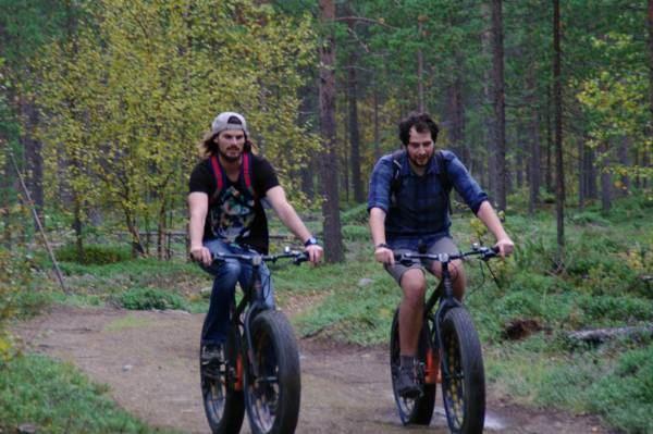 Sykkeltur Skrøytnes rundt
