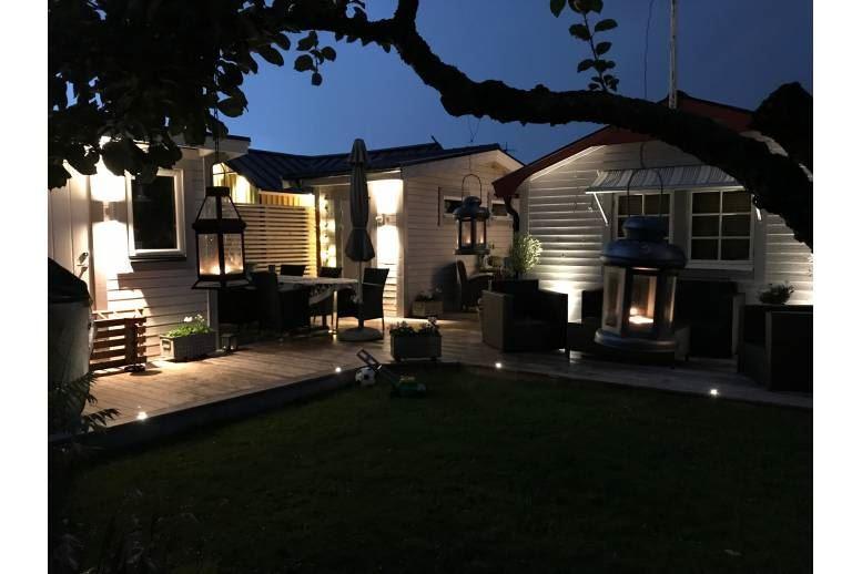 Halmstad - 50 sqm cottage in Old Knebildstorp In central Halmstad