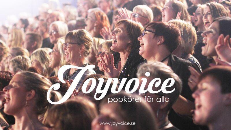 Var med i Joyvoice - popkörer för alla