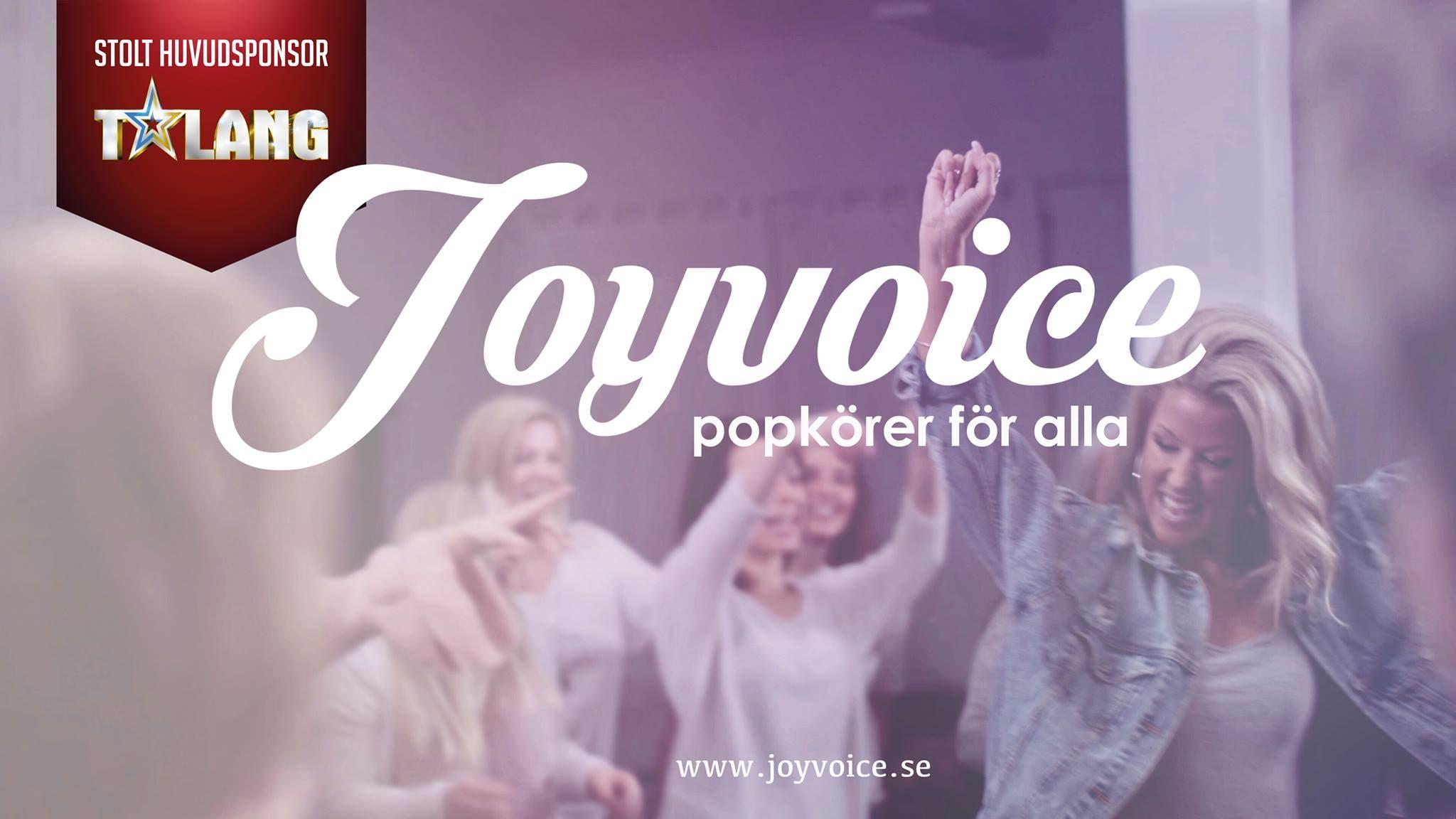 Joyvoice, popkörer för alla,  © Joyvoice, popkörer för alla, Joyvoice, popkörer för alla