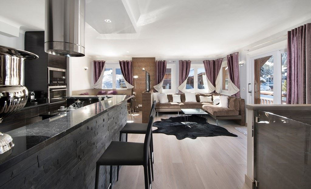 ?????? rooms duplex 8 people / Les Cheyennes