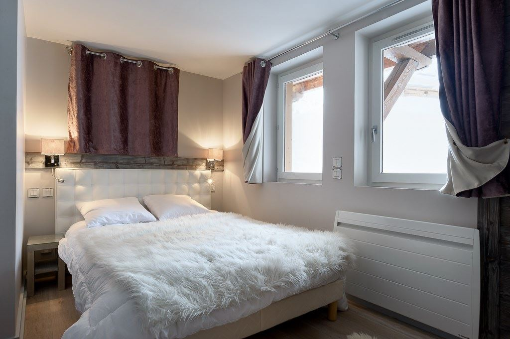 5 rooms duplex 8 people / Les Cheyennes (mountain of charm)